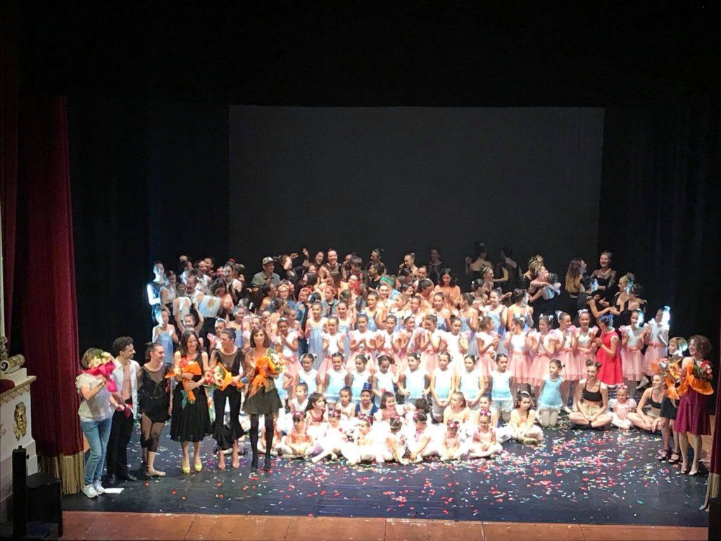 Saggio danza Gubbio 2018
